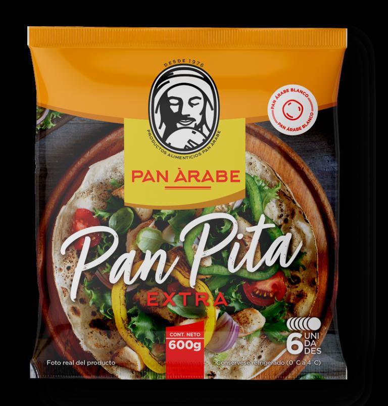 Pan Pita Extra