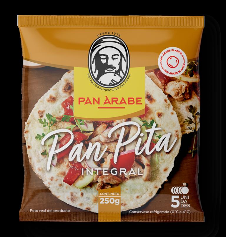 Pan Pita Integral
